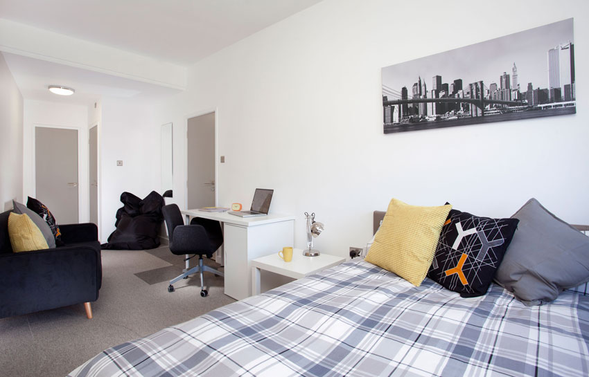 Ellingham Apartments – Interior
