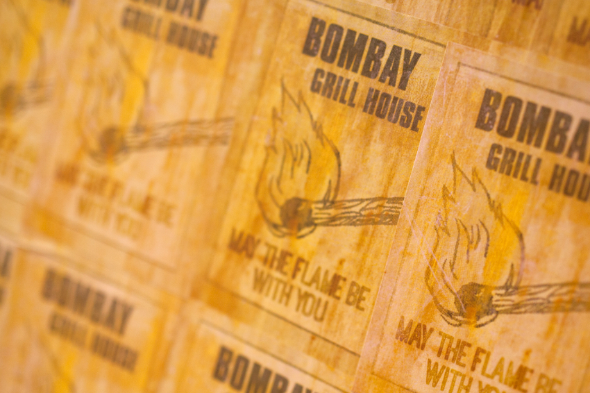 Bombay Grill House – Brand
