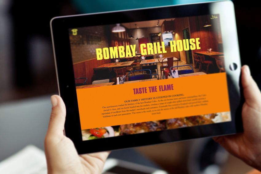 Bombay Grill House – Digital