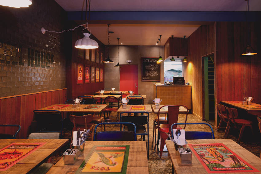 Bombay Grill House – Interior
