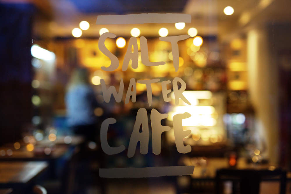 Salt Water Cafe